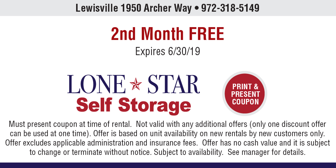 Lewisville location coupon image 2