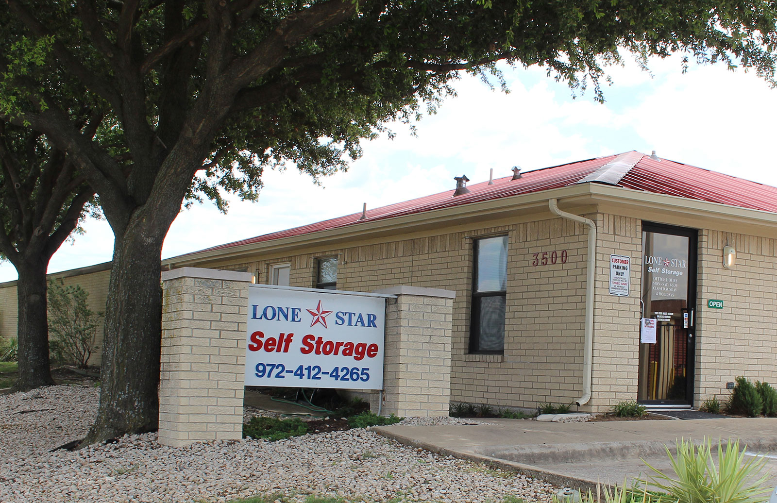 Rowlett Melcer Lone Star Self Storage Lone Star Self